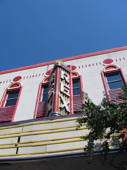 The Old REX THEATRE on Palafox
