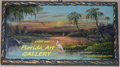 CLICK TO ENTER OUR Florida_Art Gallery of Offerings