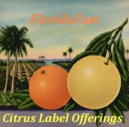 Click to Pick a FloridaPast Citrus or Produce Label
