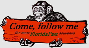 Wherevere I go, there Will be Lots of Treasures from FloridaPast, so Follow me
