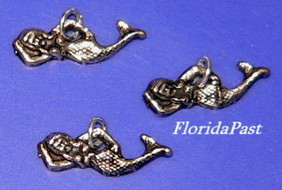 You can either add these ladys to your existing charm bracelet or make your own. Buy some other FloridaPast charms to save on shipping