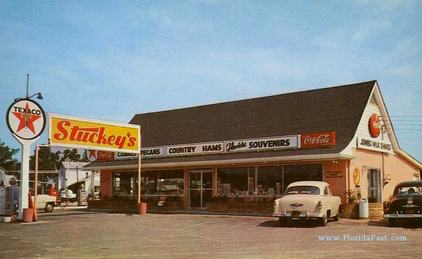 I personally can remember stopping at Stuckey's whilst traveling the highways of yesteryear.